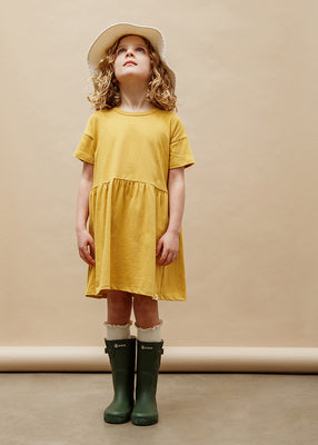Martine T-Shirt Dress - Miel