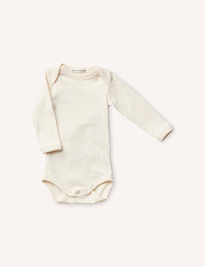 René Envelope Onesie - Natural