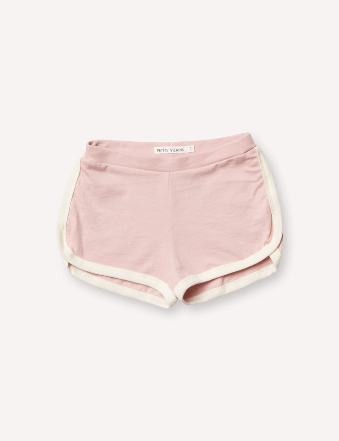 Françoise Gym Short - Dusty Pink