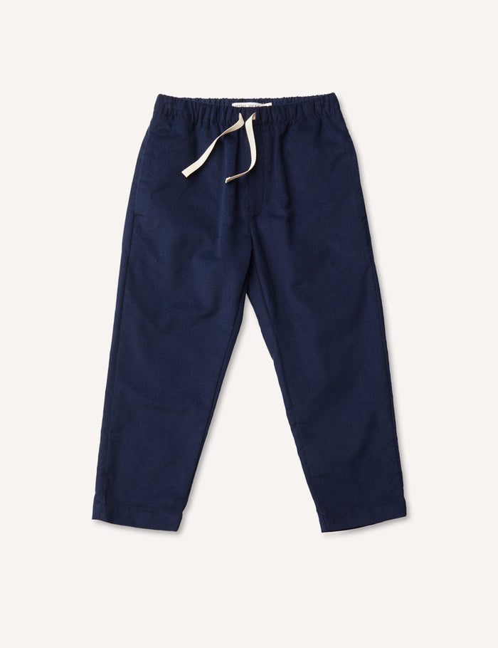 Paul Slim Trousers - Navy