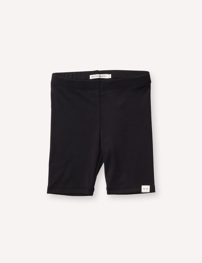 Laure Bike Short - Black