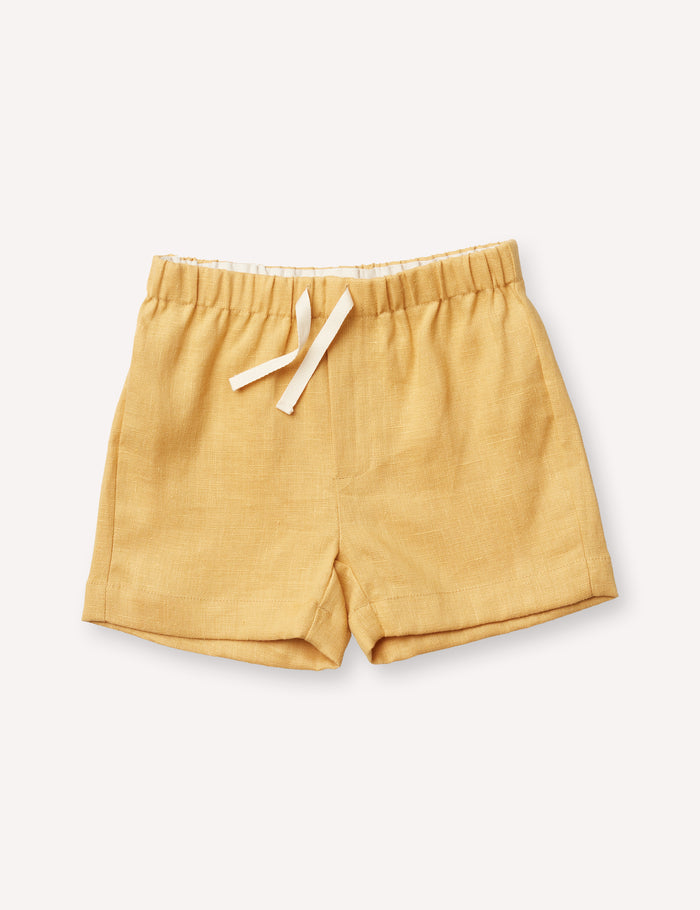Rémi Beach Short - Marigold
