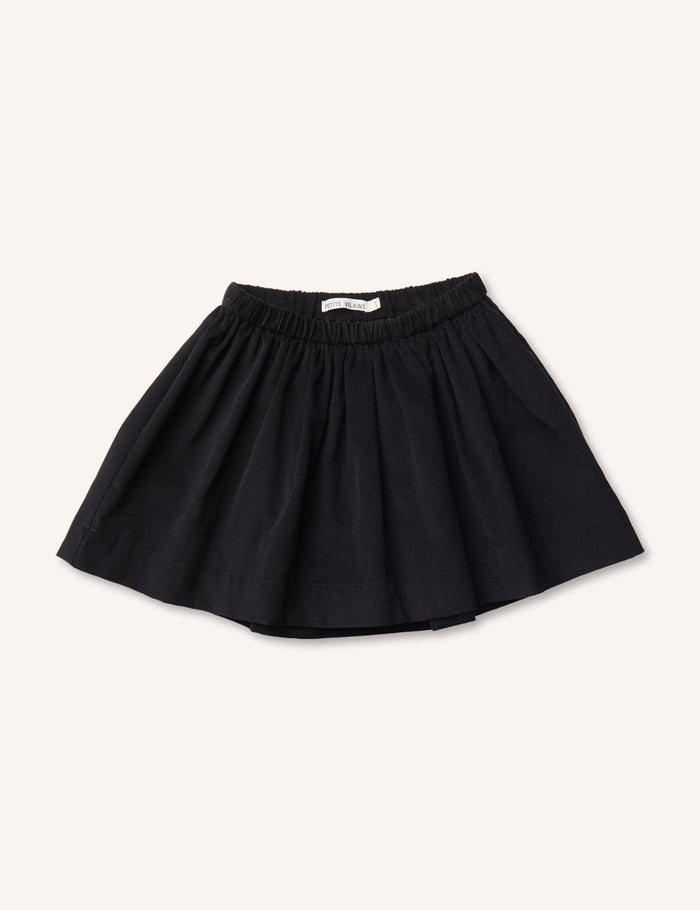 Josephine Mini Skirt - Black