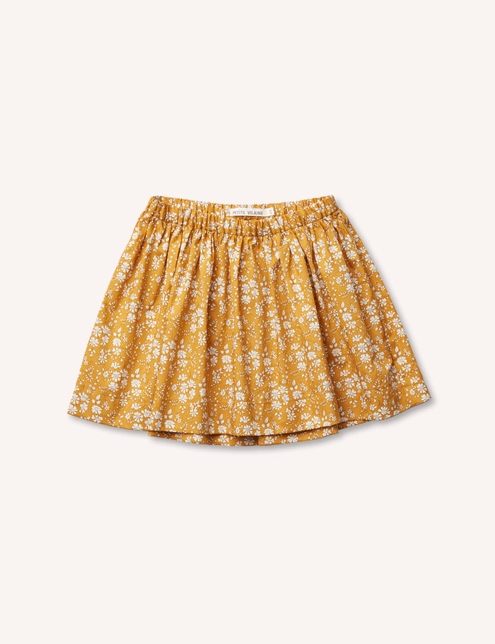 Josephine Mini Skirt - Capel Miel