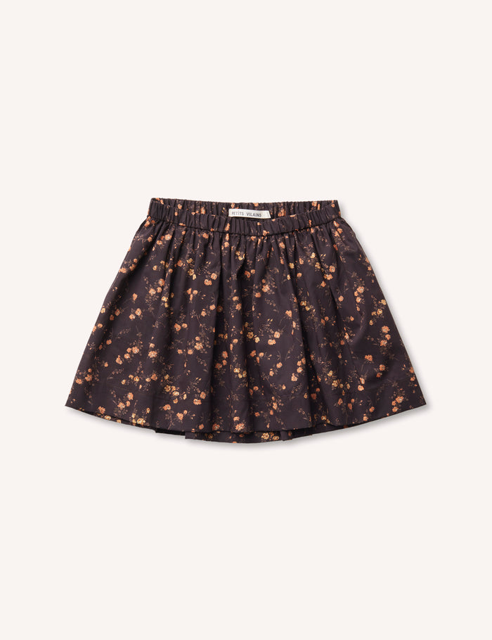 Josephine Mini Skirt - Elizabeth Black