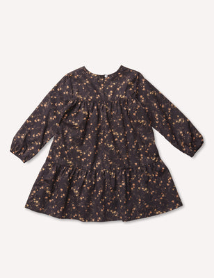 Florence Tier Dress - Elizabeth Black