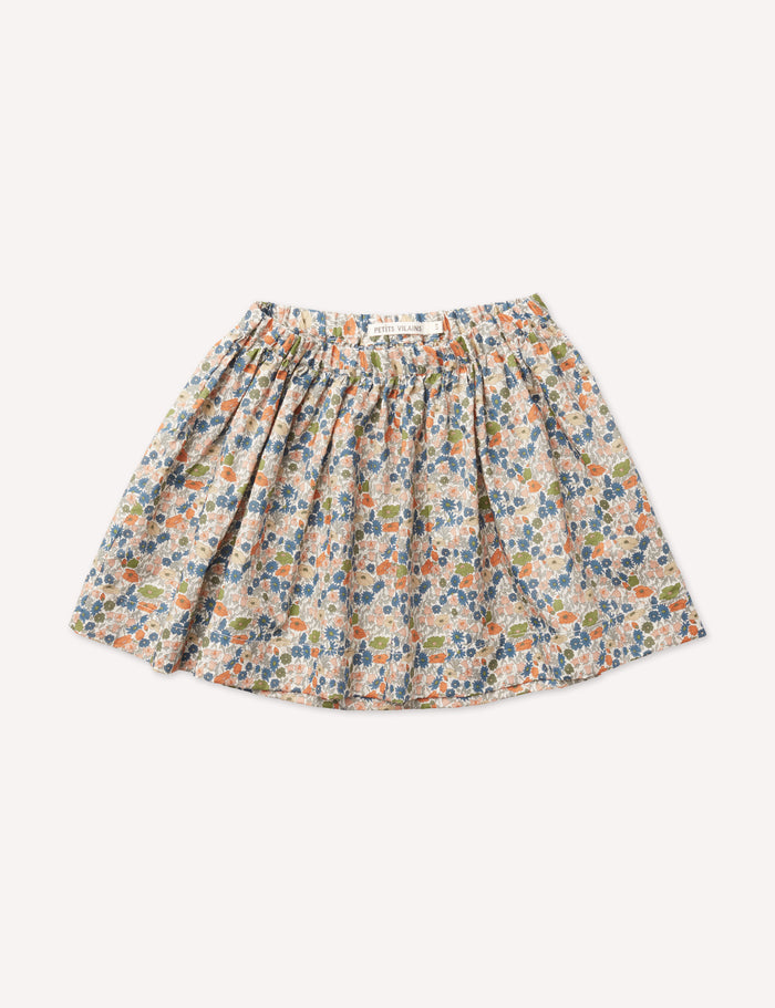 Josephine Mini Skirt - Poppy Forest