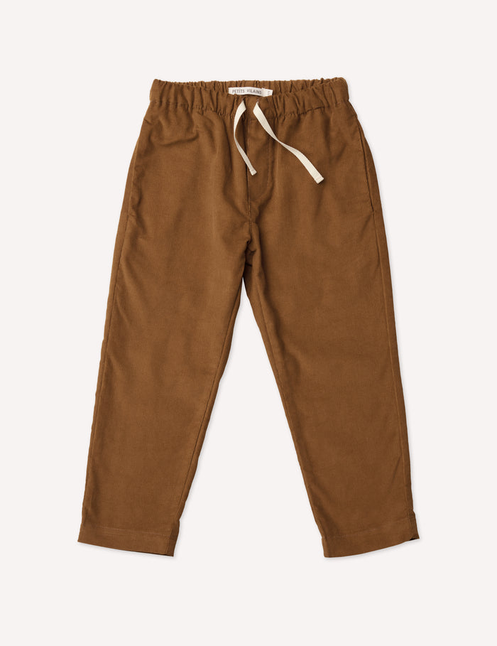 Paul Slim Trousers - Caramel