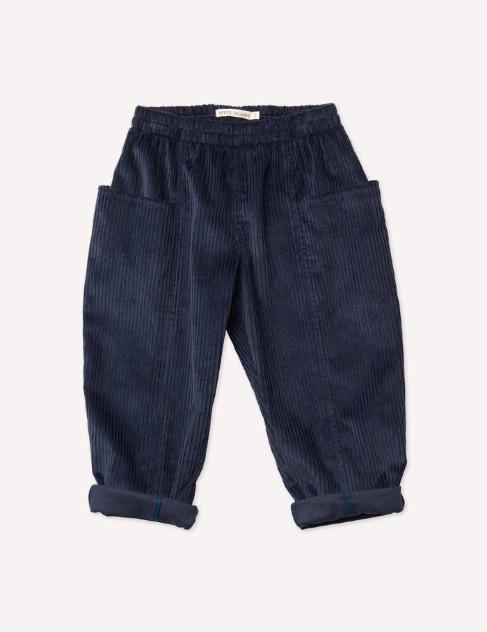 Maxence Pocket Pant - Ink