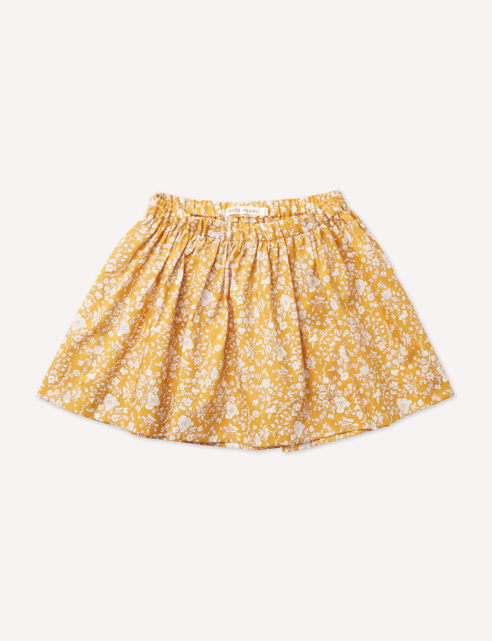Josephine Mini Skirt - Autumn Blooms