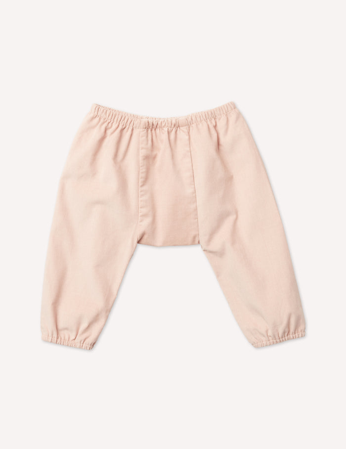 Beau Harem Trouser - Blush