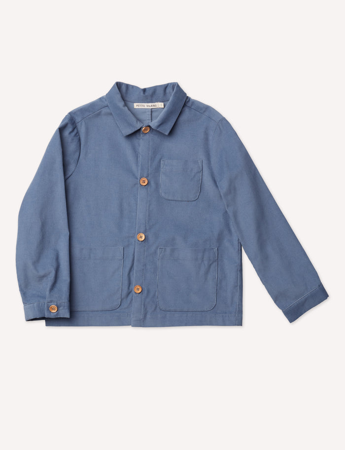 Oscar Chore Shirt - Blue