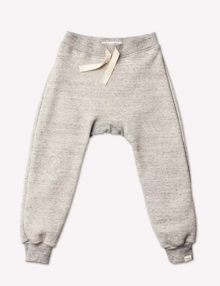 Raphael Cozy Sweatpant - Speckle Grey