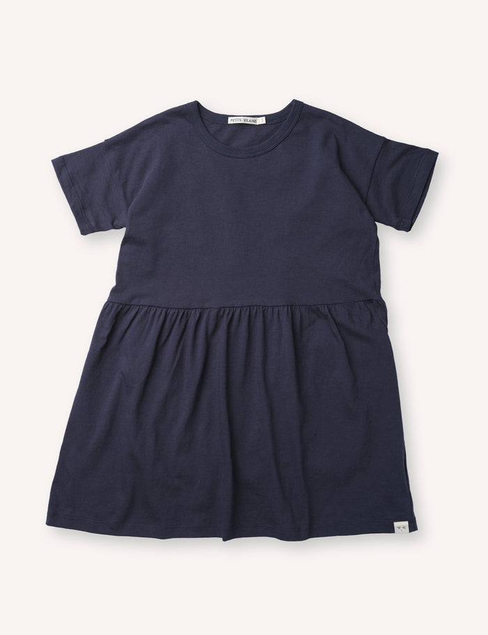 Martine T-Shirt Dress - Marine