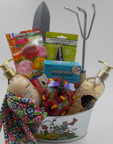 BLOOMIN CRAZY GIFT BASKET