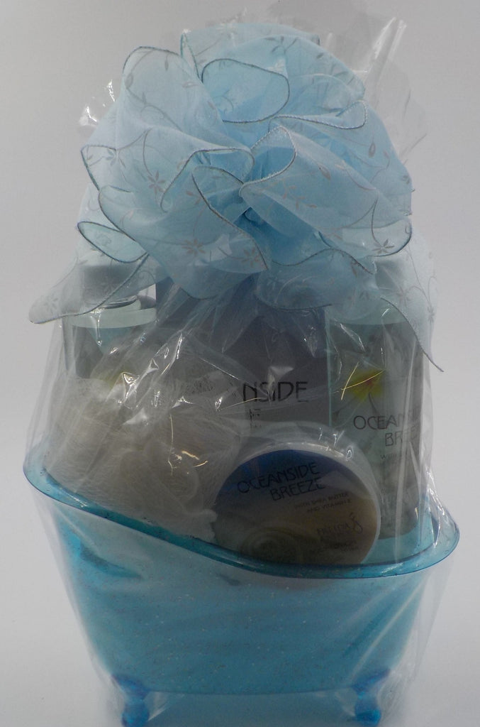 OCEANSIDE REJUVENATION GIFT BASKET