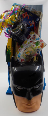 BATMAN BIRTHDAY BASKET