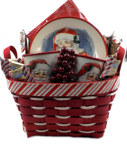 Cookies for Santa and Me Holiday Gift Basket