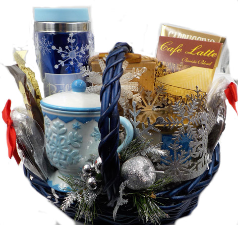 Believe Holiday Gift Basket