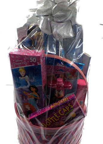 Disney Princess Birthday Gift Basket