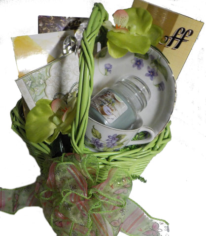 FOR THE TEETOTALER GIFT BASKET