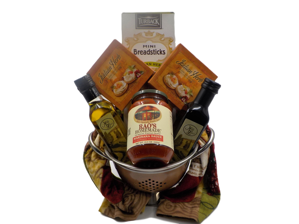 Italian Gourmet Gift Basket by Kind Magnolia