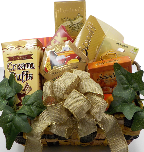 GOURMET GIFT BASKET by Kind Magnolia