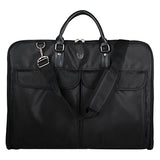 BAGSMART Waterproof Black Nylon Garment Bag