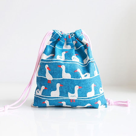 Cute Small Storage Bag