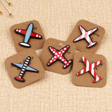 GoFar Airplane Pins