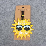 Creative Luggage Tags