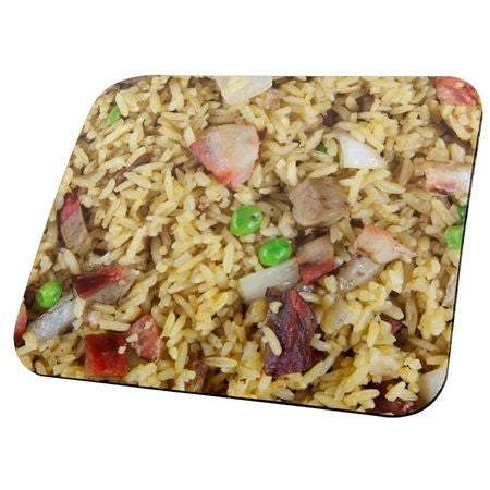 Pork Fried Rice All Over Mouse Pad
