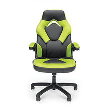 Ergonomic Swivel Computer, Office or Gaming Chair, Green