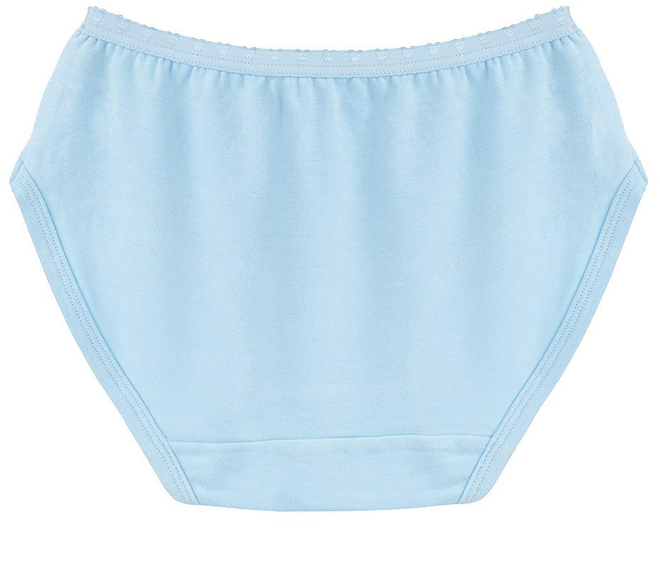 Blissful Blue Girls Underwear | Blissful Blue Girls Panties