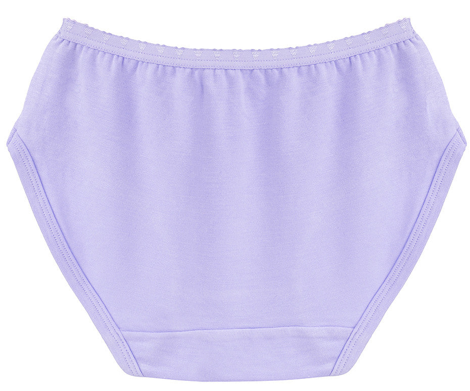 Lovely Lilac Girls Brief Underwear | Lovely Lilac Girls Panties