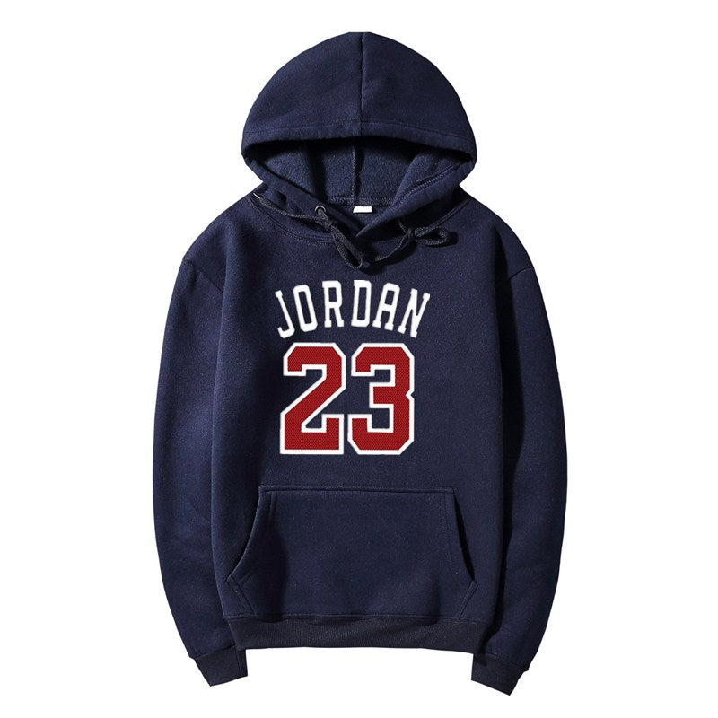 Jordan Hoodies Men 23 Printed Men Hooded Sweatshirts Sportswear