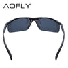 Aluminum Magnesium Polarized Sunglasses Men Original Design Driving Sun Glasses Male HD Polaroid Shades With Case