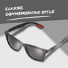 Classic Polarized Sunglasses Men Driving TR90 Frame Sunglasses Male Goggles UV400
