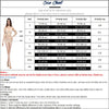 Ariel Sarah One Piece Swimsuit Swimwear Women Bandage Sexy Beachwear Bodysuit