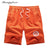 Men Shorts Beach Leisure Cotton Slim Short Pants Summer Fashion Sweatpants