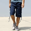 Casual Loose Cotton Military Shorts For Men Excellent