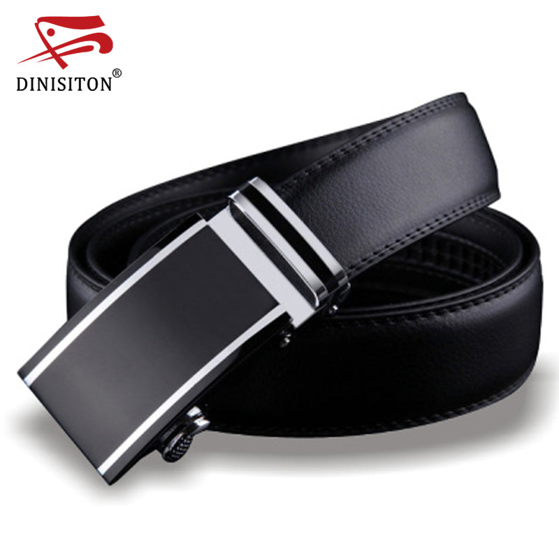 Back To Search Resultsapparel Accessories Cheap Price Crocodile Leather Men Belts High Quality Luxury Design Solid Black Brown Male Belts Casual Golden Silver Buckle Strap Size 125cm