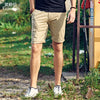 Summer casual Shorts Men cotton solid base black khaki shorts Available Knee length High Quality
