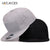 Flag embroidery cool flat bill baseball cap men snap backs caps