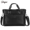 Men Bag High Quality Oxford Cloth Handbag Male Zipper Leisure Business Bag Waterproof Black Briefcase Men Casual