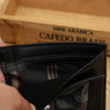New Vintage Men Leather Brand Luxury Wallet Short Slim Male Purse Money Credit Card Promotions Carter