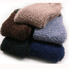 Winter Warm Men Thick Coral Fleece Socks Super Warm Fit Soft 5 Pairs/Lot Size 38-44 Comfortable NWM039