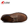 New Fashion Men's Genuine Leather Shoes Men Lace Up Oxford Flats Spring Autumn Comfortable Handmade Moccasins Men Shoes