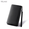 Wallet Fashion Male Clutch Genuine Leather Men Wallet Luxury Purse Leather Wallet Men Clutch Bag Phone Card Holder