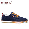 Breathable Men Shoes Sales Lace Up Canvas Shoes
